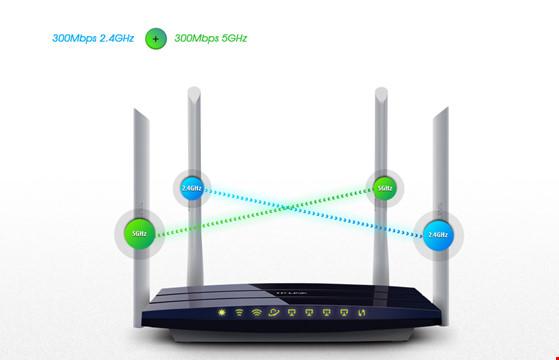Tăng tốc độ wifi