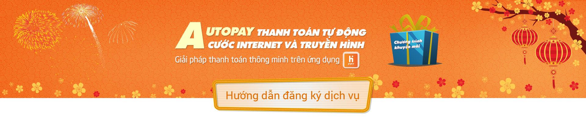 Hướng dẫn thanh toán cước fpt online, nhanh chóng, không cần qua quầy